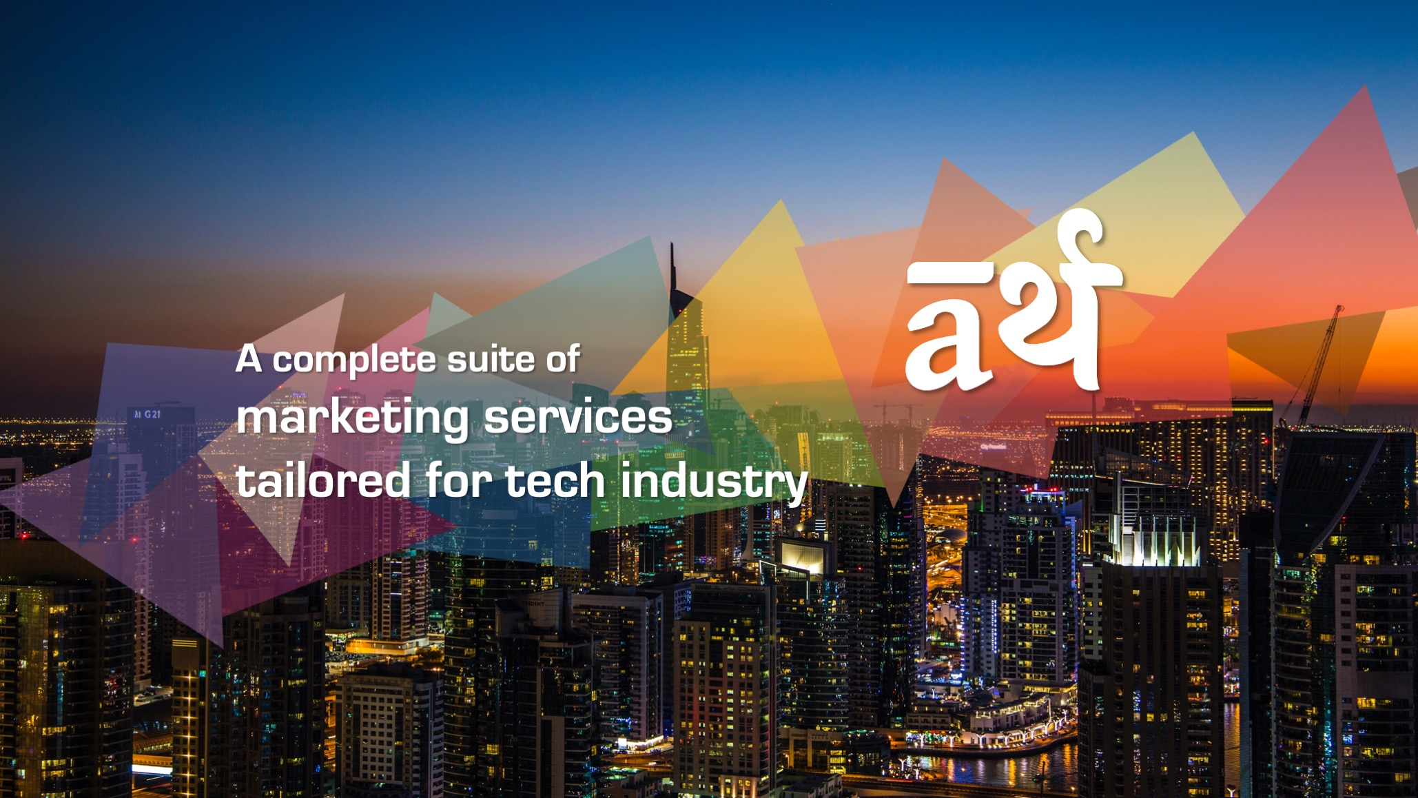 Marketing Services for Tech Companies